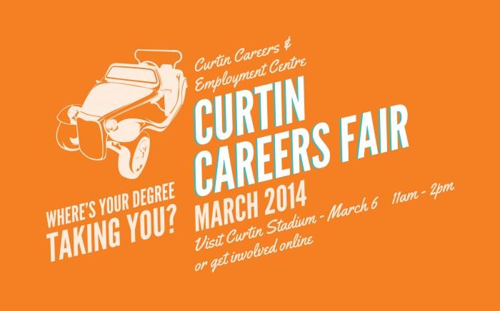 Curtin Careers Fair 2014