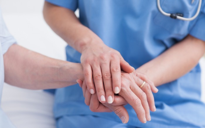 Nursing – It takes heart. Insight from Laura Sutherland