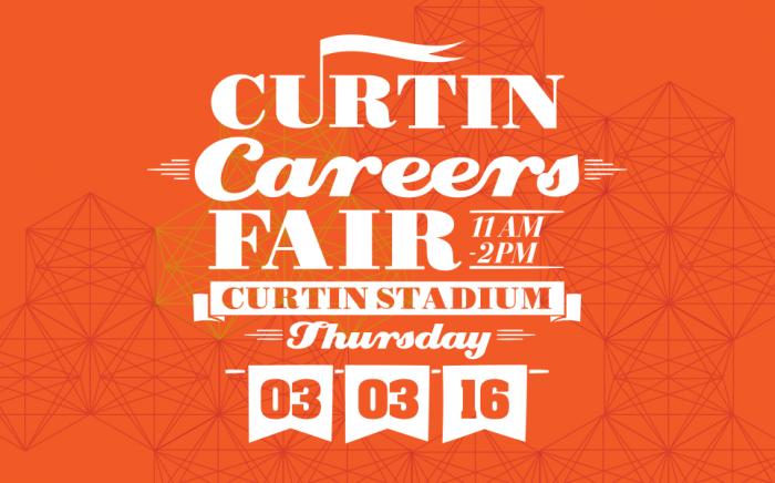 2016 Curtin Careers Fair