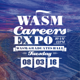 2016 WASM Careers Expo