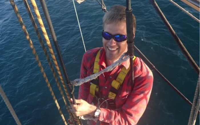 Curtin student, Grayson Olbrich – Hooked on Leeuwin