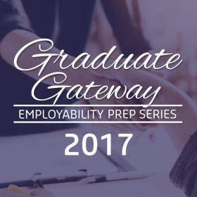 Graduate Gateway – Employability Workshop Series