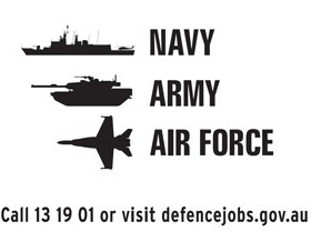 Engineering Careers in the Australian Defence Force