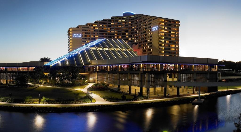 Jupiters Casino WSP Group