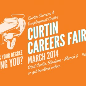 Curtin Careers Fair 2014