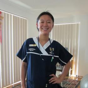 Enrolled Nurse to Registered Nurse – Jenny Yao's Career Journey