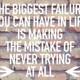 Failing Successfully