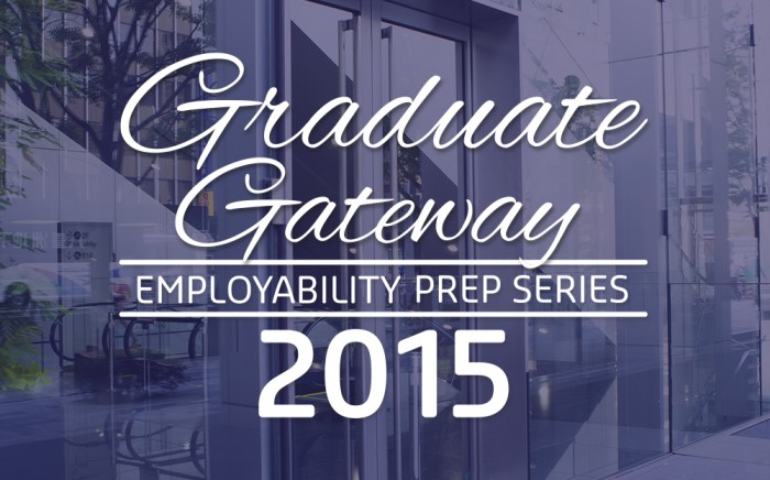 Job Hunters: Graduate Gateway 2015
