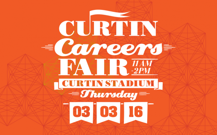 2016 Curtin Careers Fair Curtin Careers Employment
