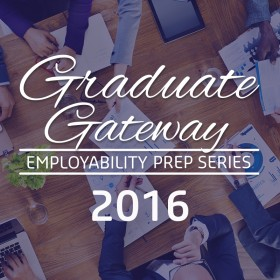 New Grads: Graduate Gateway 2016