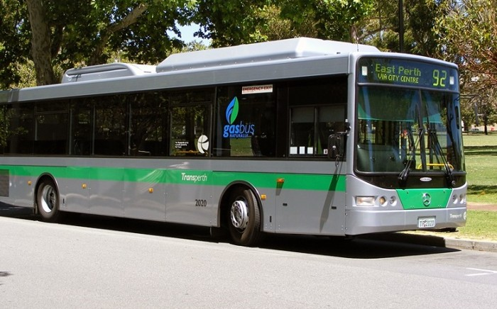 Tweet to win a Transperth Smartrider!