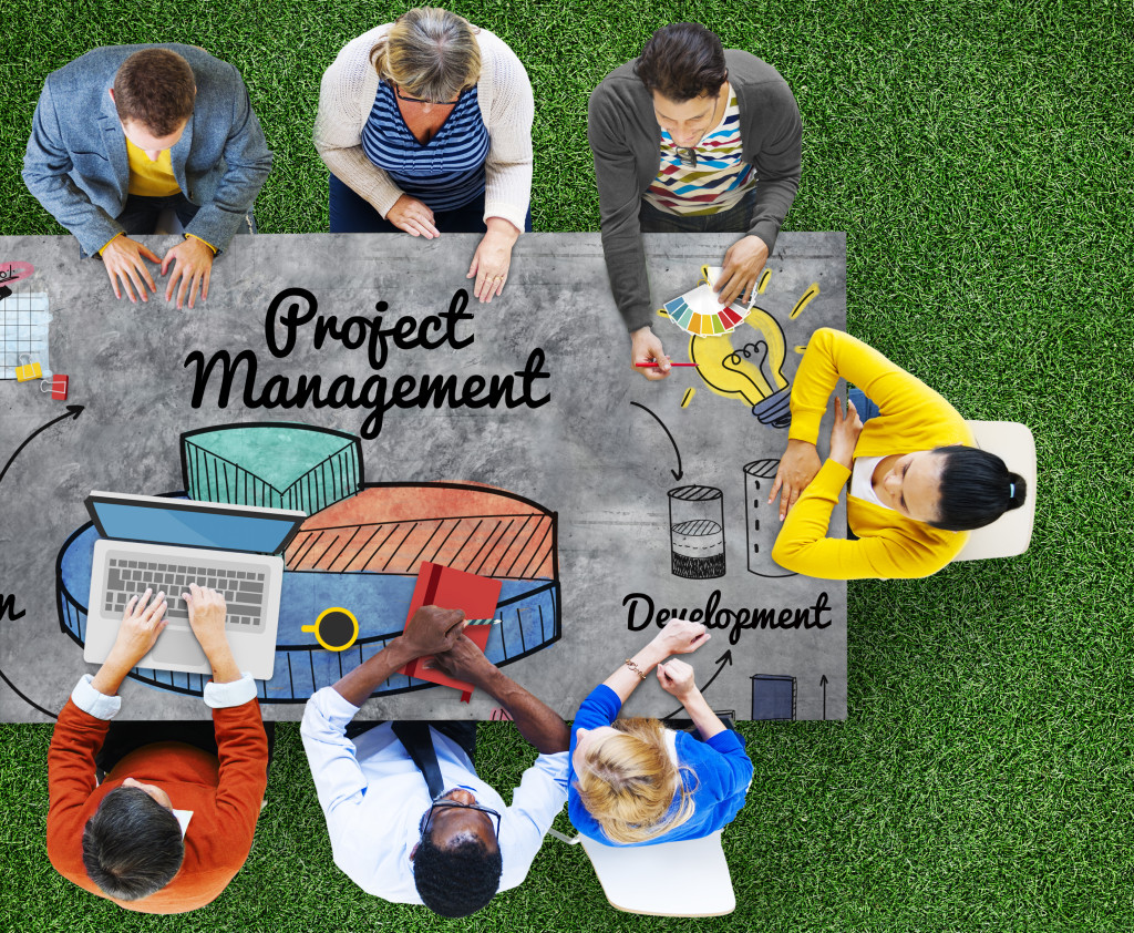 Project Management Picture