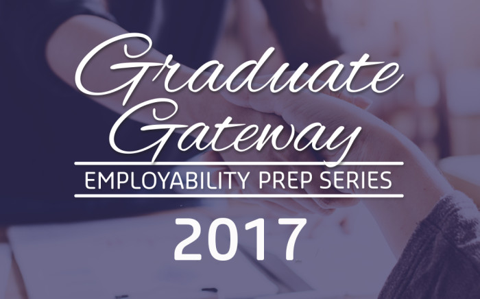 Graduate Gateway – Employability Workshop Series