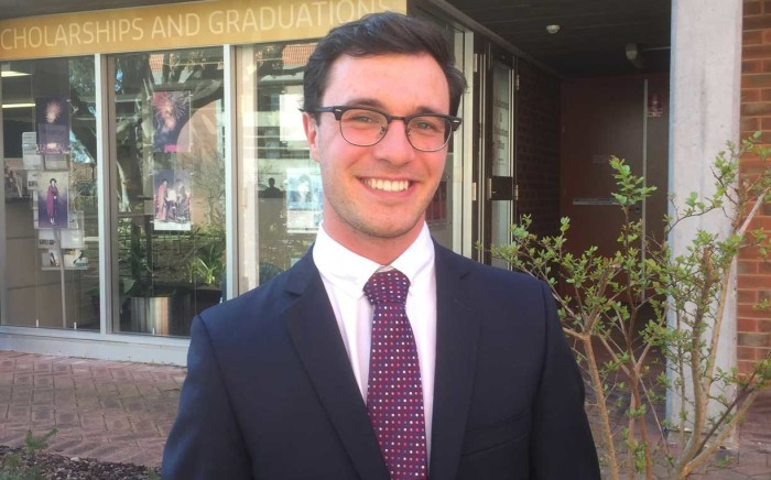 Rhodes Scholar seeks universal access to clean water