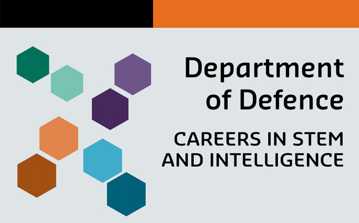 Department of Defence: Careers in STEM & Intelligence