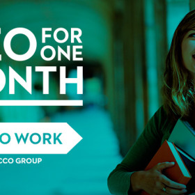 Adecco Group CEO for a Month