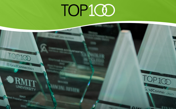 Top100 Future Leaders Awards