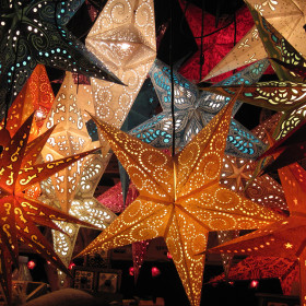 Christmas markets and labour markets