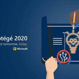 Microsoft Protege 2020