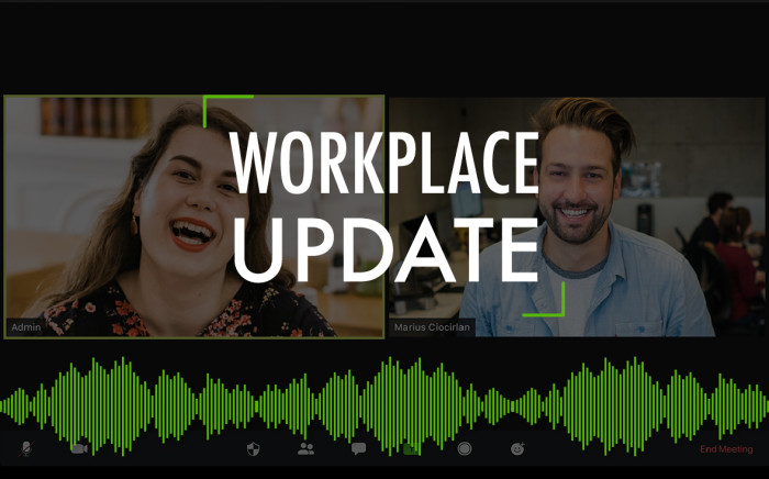 Workplace Update #3
