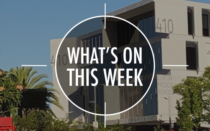 What's On 11 – 15 October