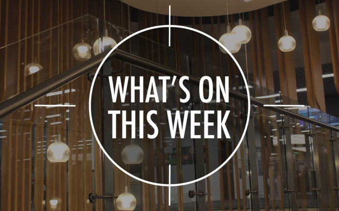 What's on 26 – 30 October