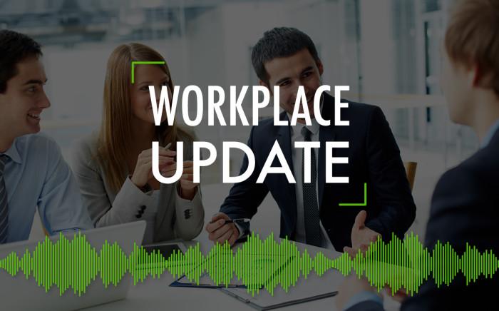 Workplace Update #16