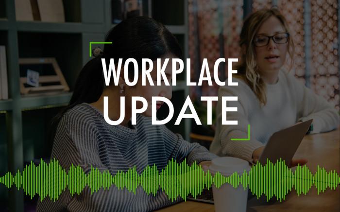 Workplace Update #17