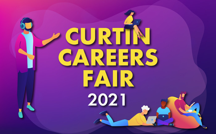 Curtin Careers Fair 2021