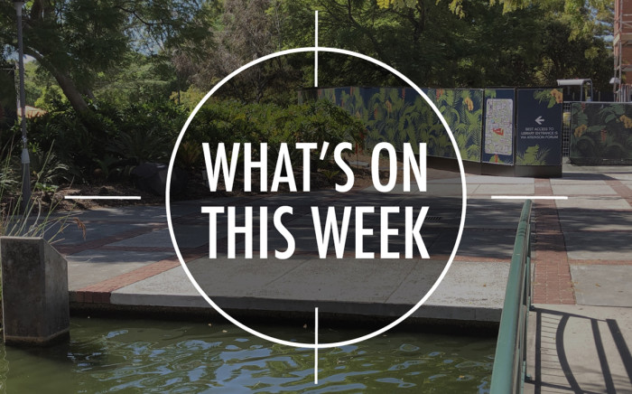 What's On 3 – 7 May
