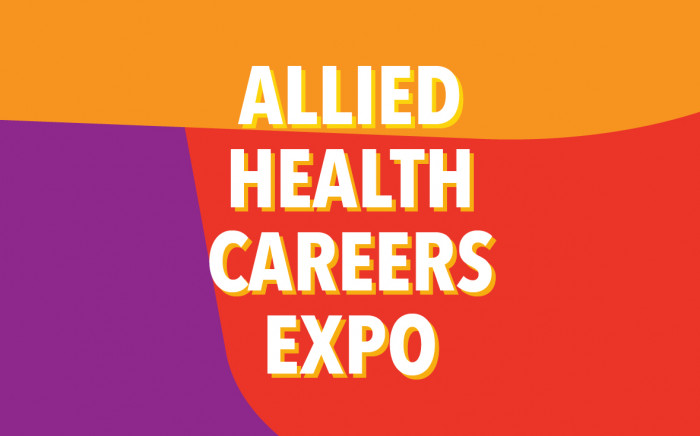 Allied Health Careers Expo